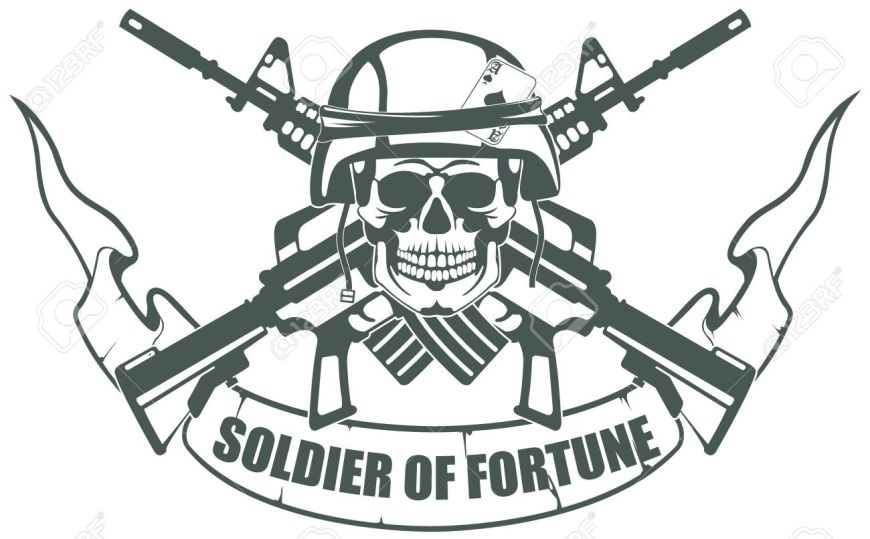 14254014-the-vector-image-soldier-of-fortune-stock-vector-skull-military-tattoo